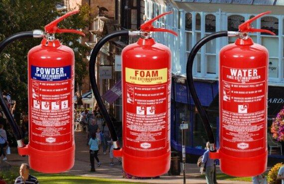 Fire Extinguishers Harrogate